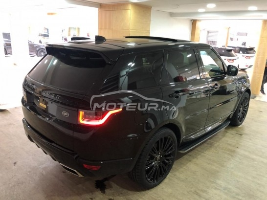 LAND-ROVER Range rover sport occasion 592977
