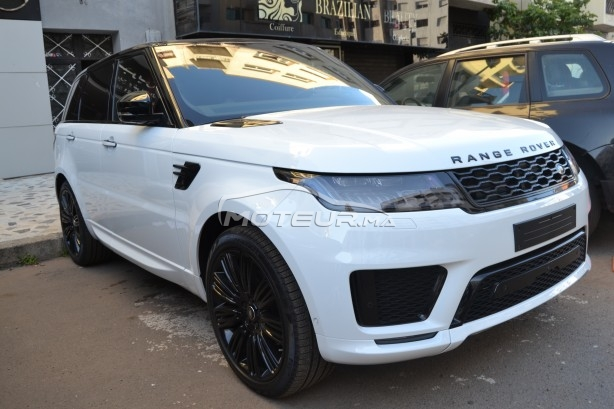 LAND-ROVER Range rover sport occasion 726635