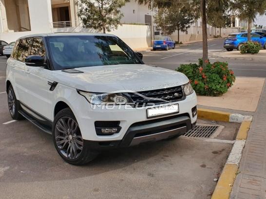 Voiture au Maroc LAND-ROVER Range rover sport - 313603