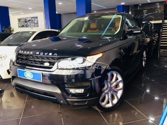 LAND-ROVER Range rover sport Dynamic plus occasion