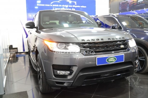 LAND-ROVER Range rover sport Finition autobiography occasion 1019165