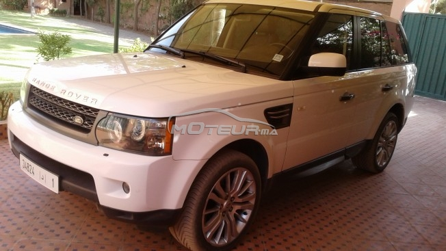 land rover range rover sport 2009 diesel 185361 occasion marrakech maroc. Black Bedroom Furniture Sets. Home Design Ideas