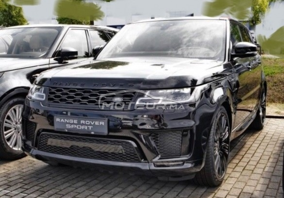 LAND-ROVER Range rover sport Sport occasion