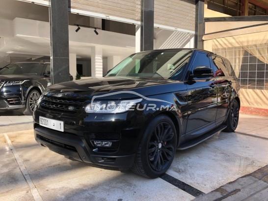 Voiture au Maroc LAND-ROVER Range rover sport Sport black series sdv6 - 329602