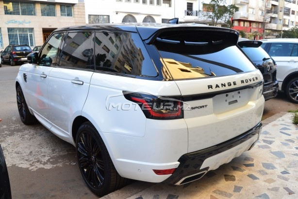 LAND-ROVER Range rover sport occasion 726606