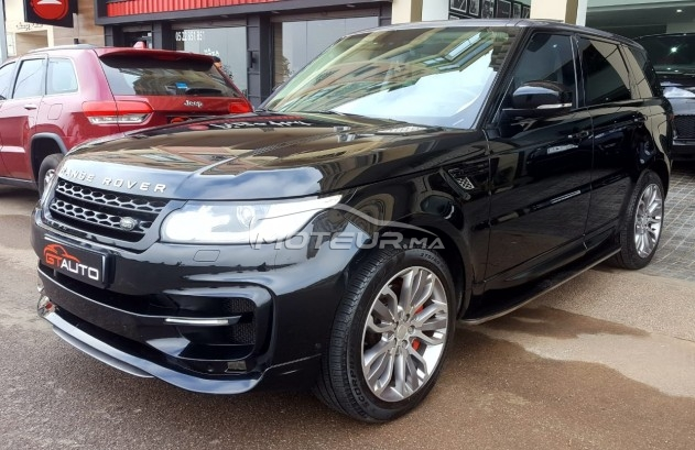 LAND-ROVER Range rover sport Starteck occasion