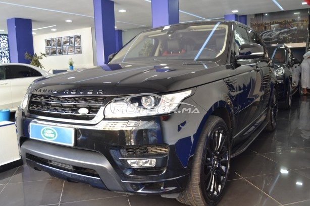 LAND-ROVER Range rover sport Autobiography occasion 998277