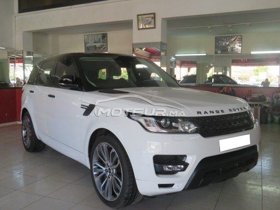LAND-ROVER Range rover sport Hse occasion