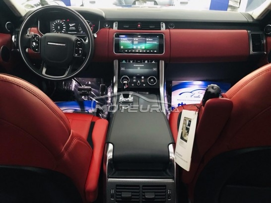 LAND-ROVER Range rover sport Dynamic plus occasion 741444