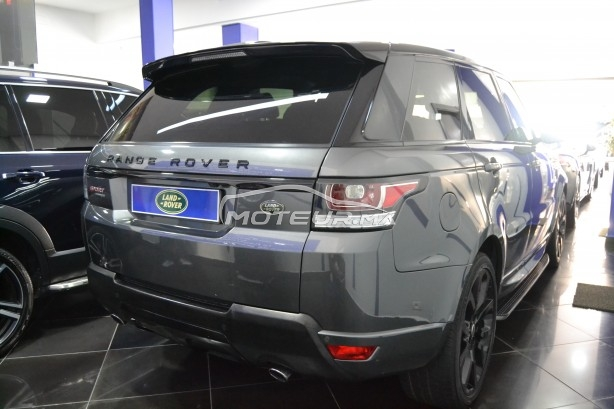 LAND-ROVER Range rover sport Finition autobiography occasion 1019167