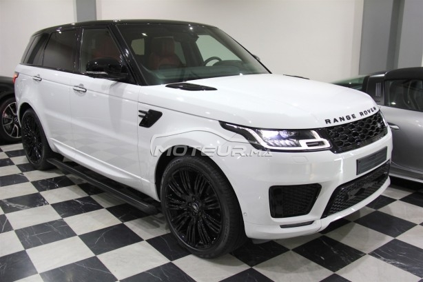 LAND-ROVER Range rover sport Autobiography 3.0l occasion