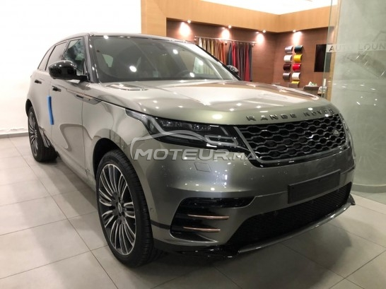 LAND-ROVER Range rover velar R-dynamic 240 ch occasion