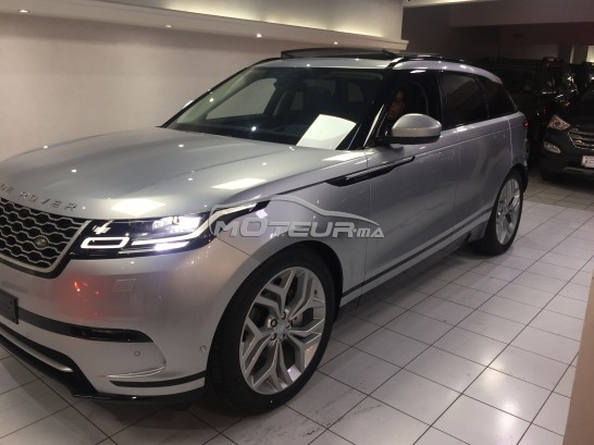 land rover range rover velar 2017 diesel 179569 occasion casablanca maroc. Black Bedroom Furniture Sets. Home Design Ideas