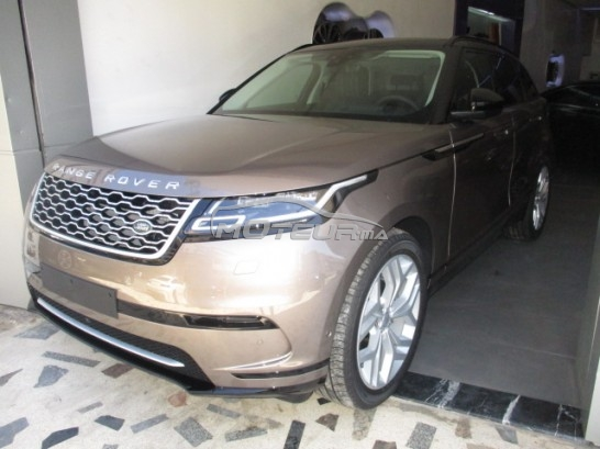 photo land rover range rover velar 240ch 2017 172209 358588 casablanca. Black Bedroom Furniture Sets. Home Design Ideas