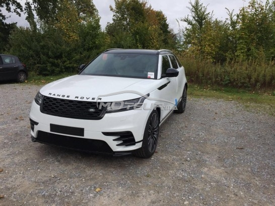 land rover range rover velar 2018 diesel 193305 occasion nador maroc. Black Bedroom Furniture Sets. Home Design Ideas