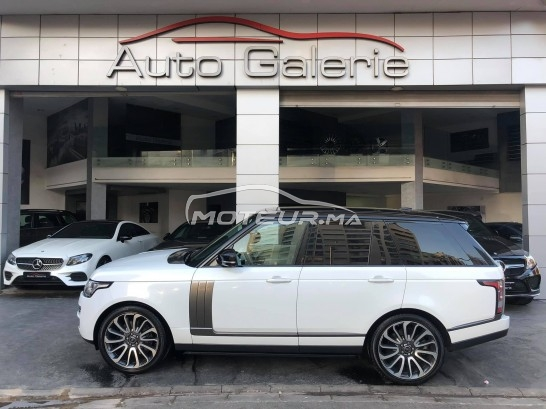 سيارة في المغرب LAND-ROVER Range rover vogue V8 - 307234