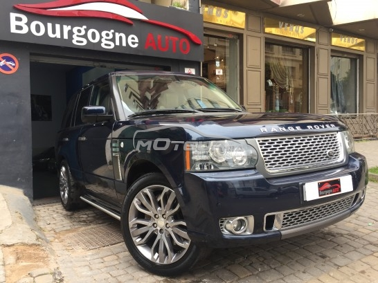 LAND-ROVER Range rover vogue occasion
