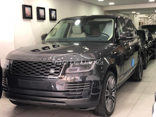 LAND-ROVER Range rover vogue Autobiography مستعملة