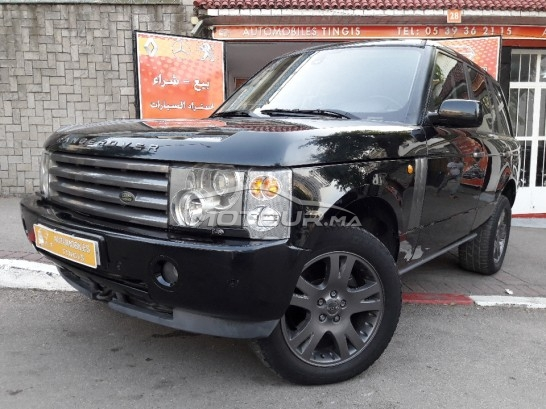 سيارة في المغرب LAND-ROVER Range rover vogue Hse 3.0 pack luxe - 278456
