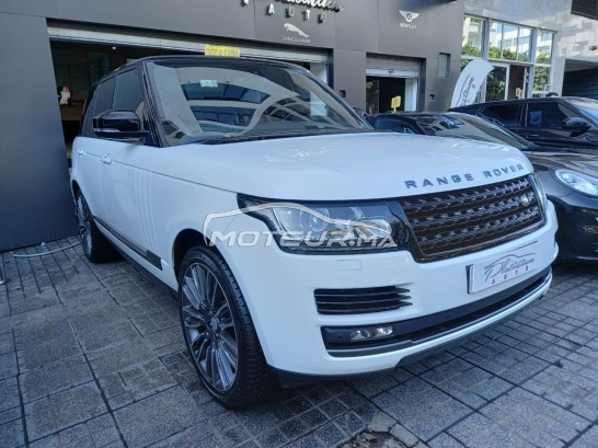 LAND-ROVER Range rover vogue مستعملة