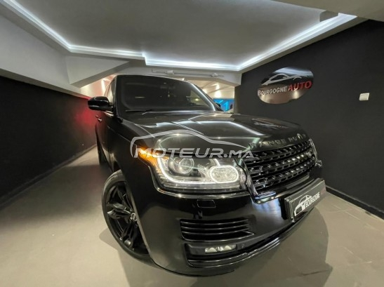 LAND-ROVER Range rover vogue Autobiography caractere occasion