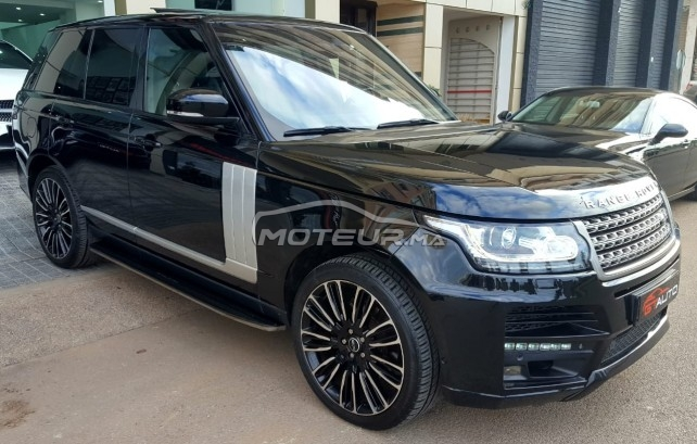 LAND-ROVER Range rover vogue Autobiography pack starteck occasion 645814