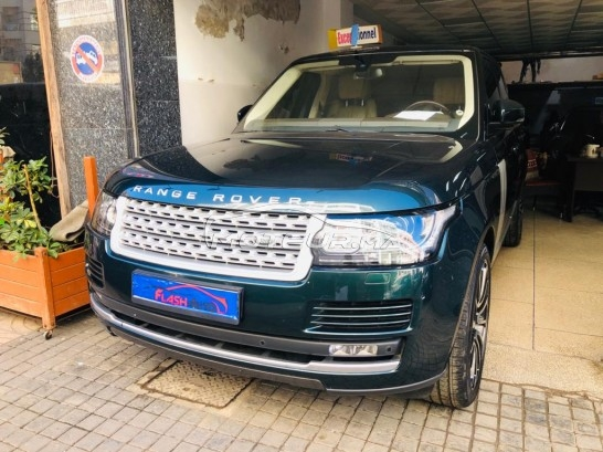 سيارة في المغرب LAND-ROVER Range rover vogue - 305469