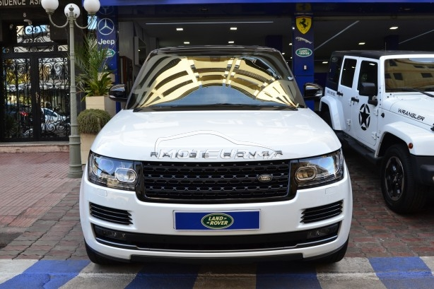 LAND-ROVER Range rover vogue occasion 1024088