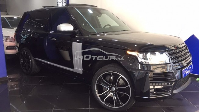 LAND-ROVER Range rover vogue Autobiography pack stratech occasion 395868