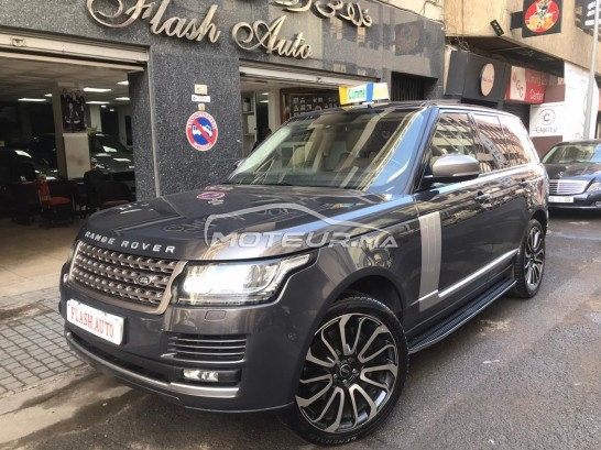 سيارة في المغرب LAND-ROVER Range rover vogue - 322072