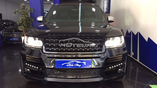 LAND-ROVER Range rover vogue Autobiography pack stratech occasion 395863