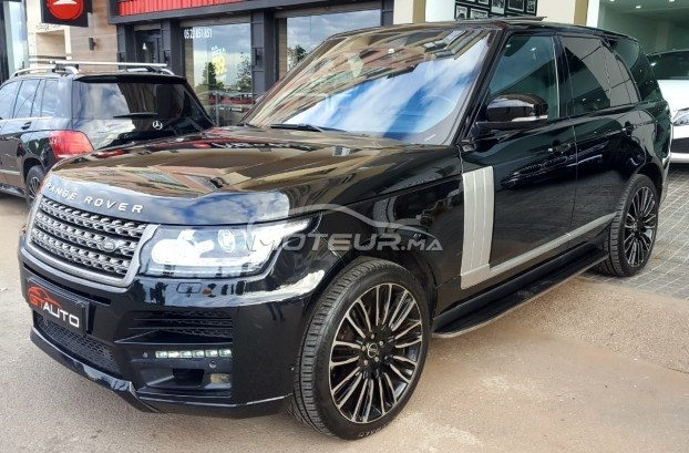 LAND-ROVER Range rover vogue Autobiography pack starteck occasion 646752