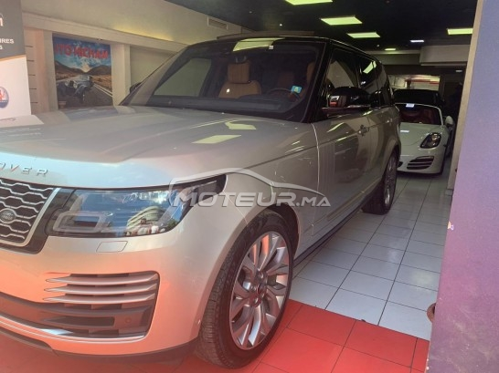 LAND-ROVER Range rover vogue V6 مستعملة