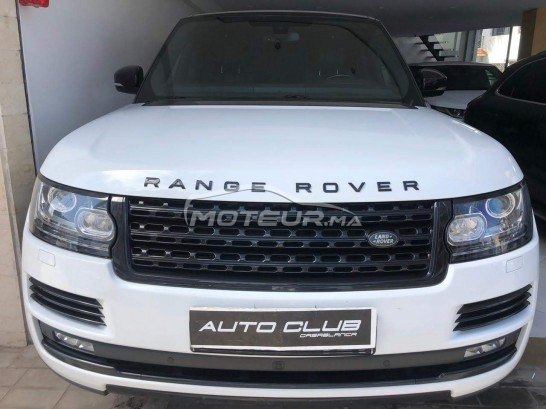 سيارة في المغرب LAND-ROVER Range rover vogue Dynamique - 270065