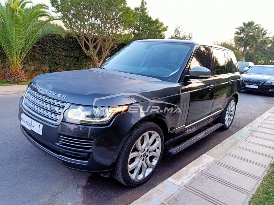 سيارة في المغرب LAND-ROVER Range rover vogue Sdv4 - 304853