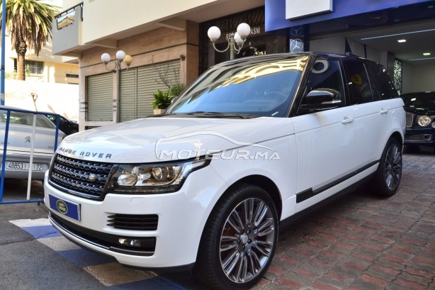LAND-ROVER Range rover vogue occasion 1024085