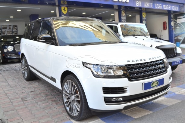 LAND-ROVER Range rover vogue occasion 1024093