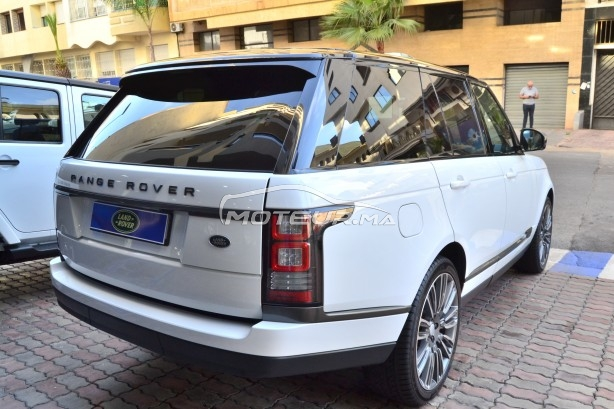 LAND-ROVER Range rover vogue occasion 1024087