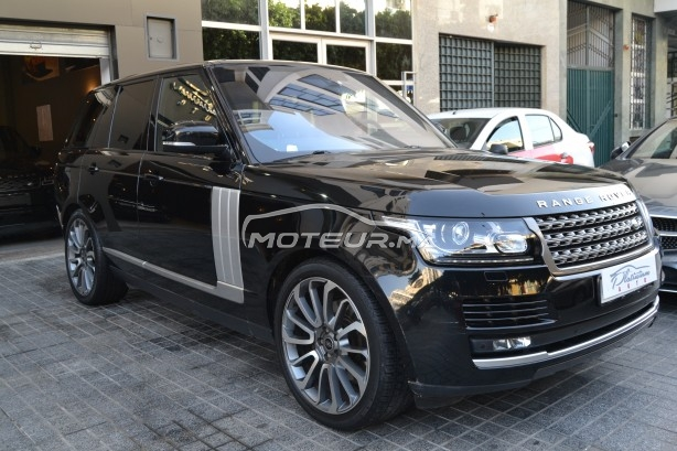 سيارة في المغرب LAND-ROVER Range rover vogue - 288300
