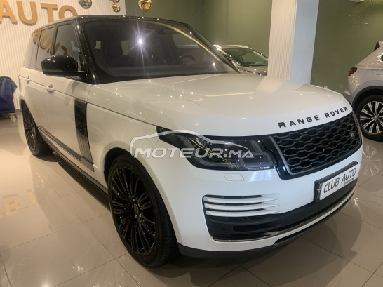 LAND-ROVER Range rover vogue Dynamique مستعملة