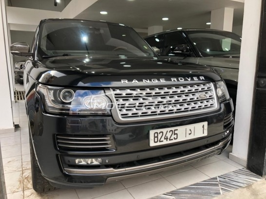 LAND-ROVER Range rover vogue Supercharge occasion