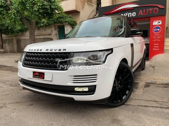 سيارة في المغرب LAND-ROVER Range rover vogue - 320911