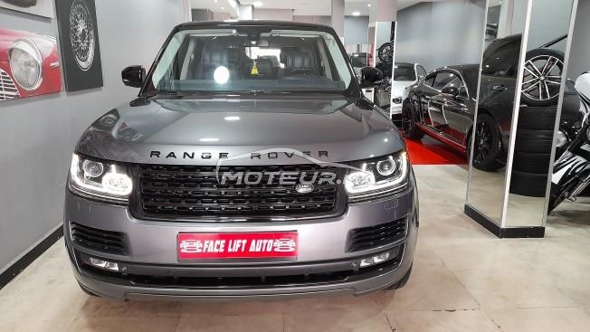 سيارة في المغرب LAND-ROVER Range rover vogue Autobiography - 344120