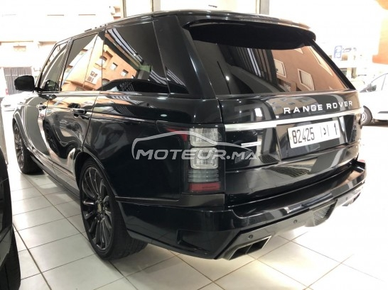 LAND-ROVER Range rover vogue Supercharge occasion 1007156