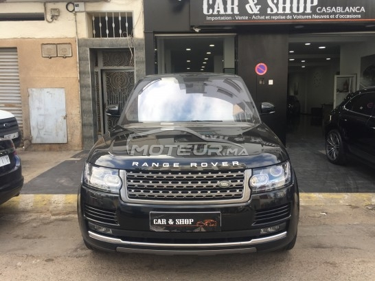 سيارة في المغرب LAND-ROVER Range rover vogue - 263988