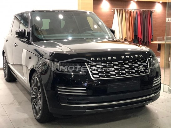 LAND-ROVER Range rover vogue Limousine occasion