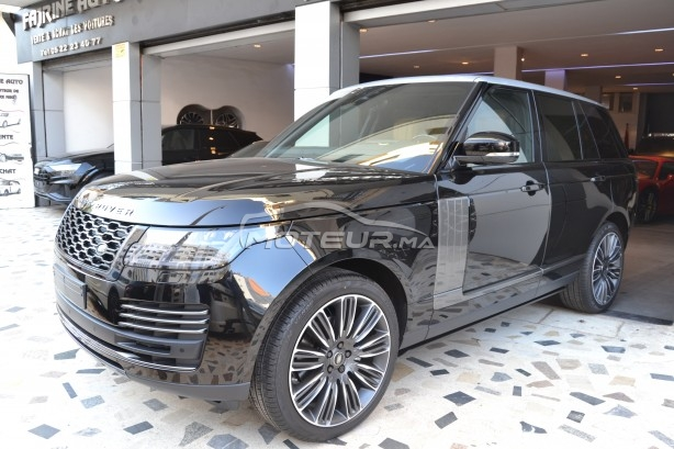 سيارة في المغرب LAND-ROVER Range rover vogue Autobiography - 266764