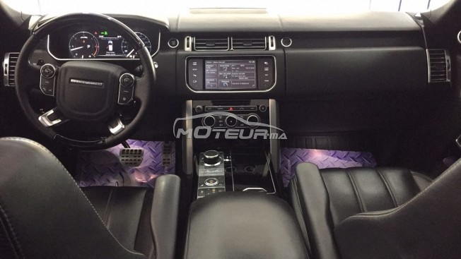 LAND-ROVER Range rover vogue Autobiography pack stratech occasion 395861