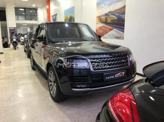 سيارة في المغرب LAND-ROVER Range rover vogue - 265119