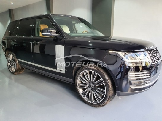 LAND-ROVER Range rover vogue Lwb مستعملة
